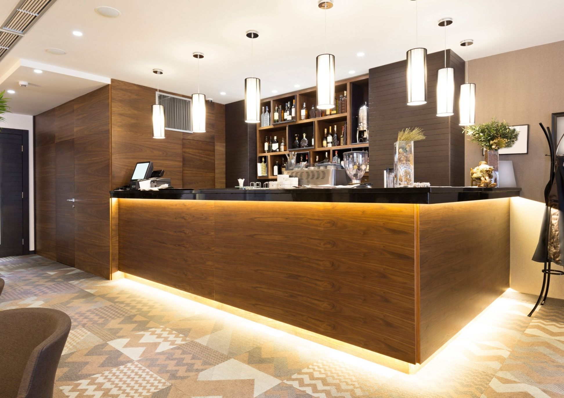 bar fitout project in Australia